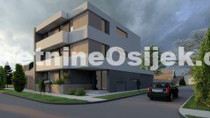 RETFALA…..NOVOGRADNJA u izgradnji…URBANA VILA sa 3 stana….TOP PONUDA!!!