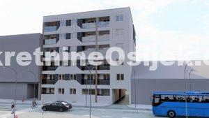 CENTAR GRADA…NOVOGRADNJA u izgradnji…2-sobni stanovi…TOP PONUDA !!!